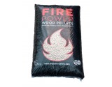 WOOD PELLETS (FIREPOWER) - Grade A1 Biomass Wood Pellets - (65x 15kg bags on pallet)