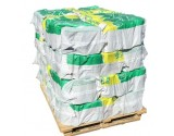 FIRE LOGS Kiln-Dried Hardwood (BIRCH WOOD) - 42x 50 litre sacks on pallet
