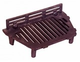 BG012 16 INCH A.L. STOOL GRATE INCLUDING UPSTAND