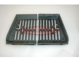 "000277 Baxi Grate 20"" Baxi Burnall Cast Iron"