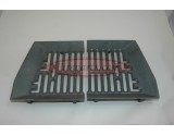 "000377 Baxi Grate 22"" Baxi Burnall Cast Iron"