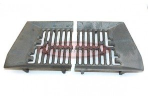 "000477 Baxi Grate 24"" Baxi Burnall Cast Iron"