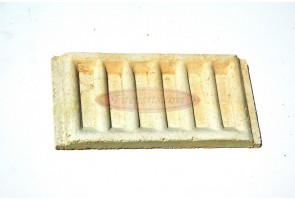 003938 Baxi 16 & 18 Inch BOTTOM BACK Fire Brick