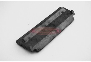 075053 Parkray Front Protection Plate Cast Iron