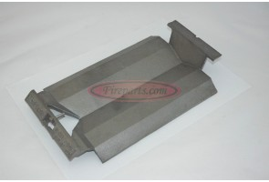 150053 Parkray Throat Plate Assembly (Throat Plate & Catch) Cast Iron | Chiltern & Cumbria 111